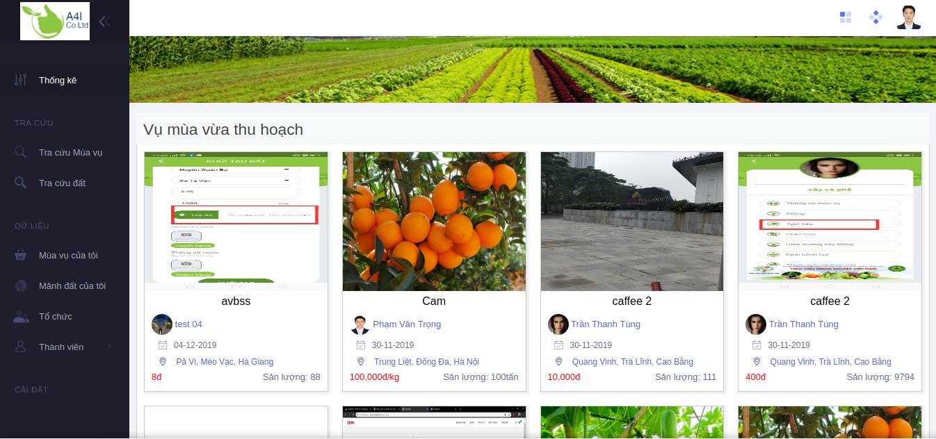Mạng xã hội nông nghiệp