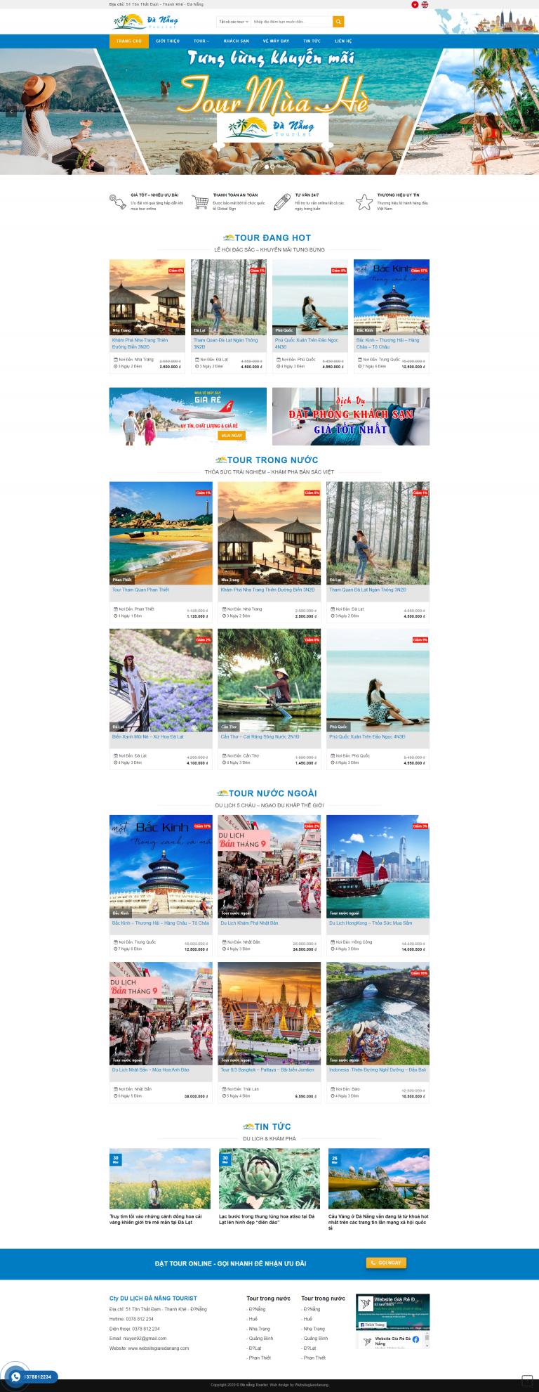 Đà Nẵng tourist